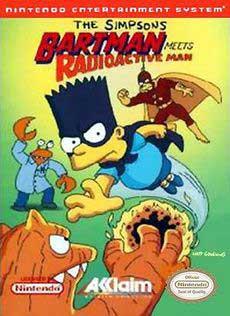 Бартман и радиоактивный человек