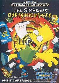 Игра Симпсоны: ночной кошмар Барта
