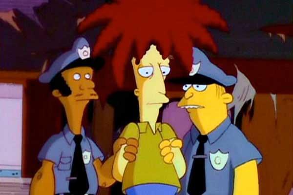 Боб арестован