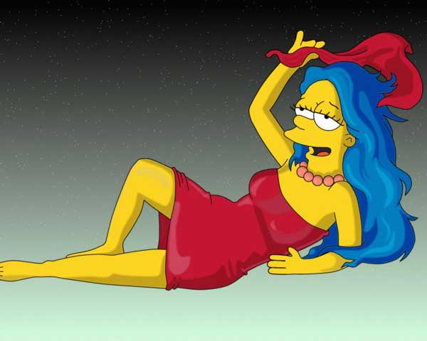 Мардж секси
