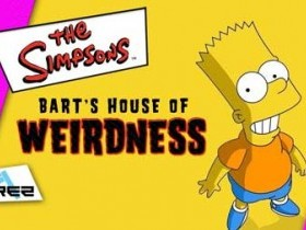 Игра The Simpsons: Bart's House of Weirdness