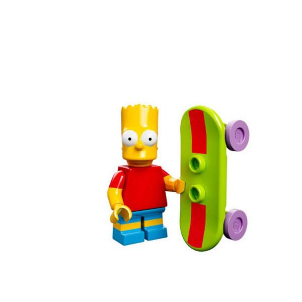 Лего Барт Симпсон