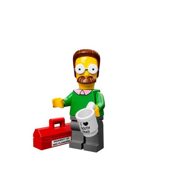 Лего Нед Фландерс