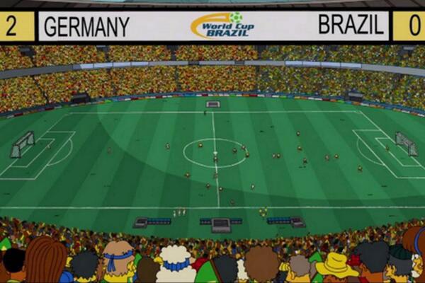 Финал Чемпионата мира по футболу 2014