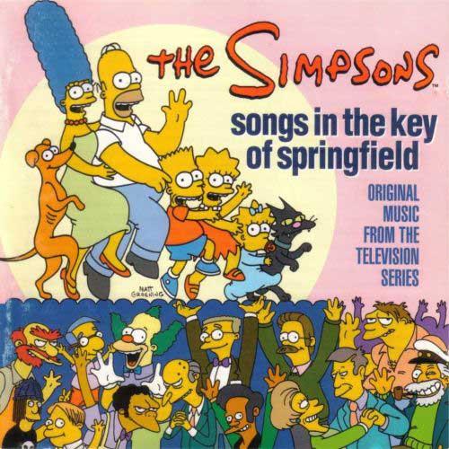Песни из Симпсонов