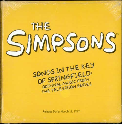 Альбом Симпсоны