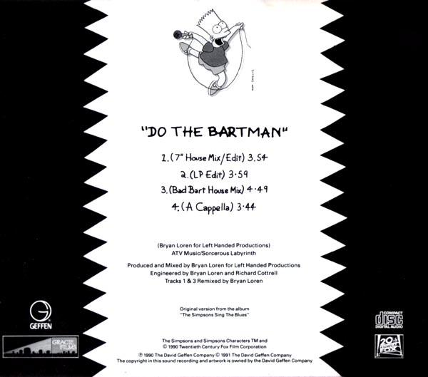 Bartman сингл