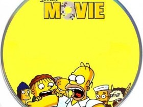 """Альбом """"Симпсоны в кино"""". CD 2."""
