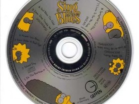 "Альбом ""The Simpsons Sing The Blues"""