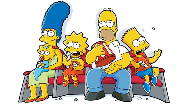 Симпсоны в кино - музыка