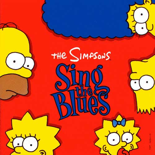 Simpsons Blues