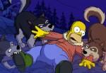 На Гомера напали собаки