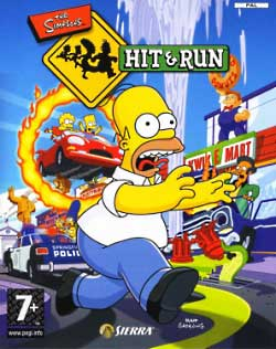 Игра The Simpsons: Hit and Run