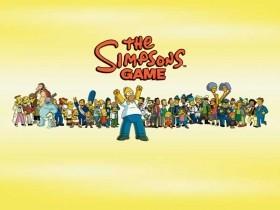 Игра The Simpsons Game