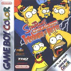Игра The Simpsons: Night of the Living Treehouse of Horror