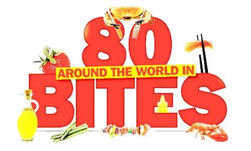 Вокруг света за 80 укусов