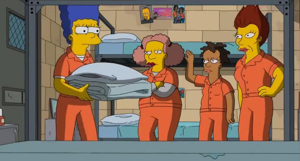 Симпсоны 27 сезон 22 серия