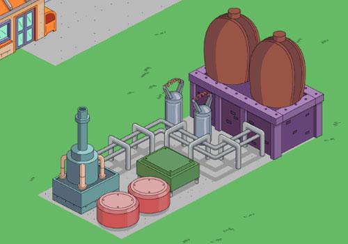 Ядерный реактор в Спрингфилде