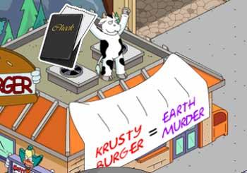 Джесси Грасс протестует против поедания животных