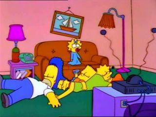 Симпсоны без сознания