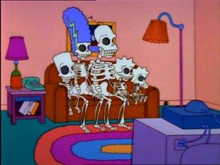 Скелеты Симпсонов