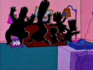 Симпсоны врезались в стену