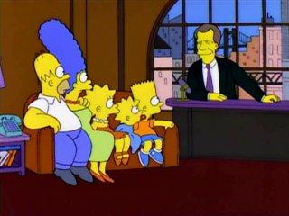 Симпсоны в ТВ шоу