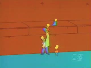 Маленькие Симпсоны