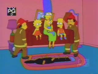 Симпсоны и пожарные