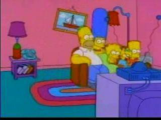 Симпсоны на кушетке
