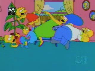 Симпсоны - матрица