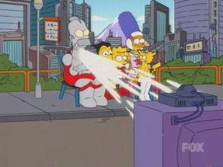 Симпсоны - японские мульты