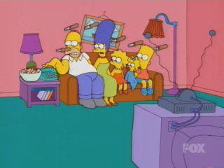 Кинжалы в Симпсонов