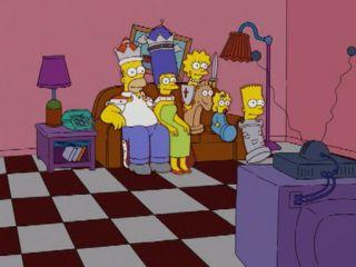 Шахматы Симпсоны