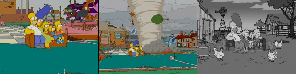 Симпсоны в Канзасе