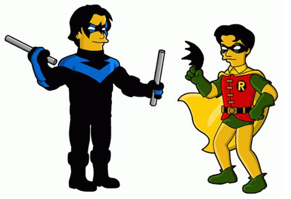Супергерой Робин