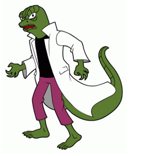Доктор Ящерица