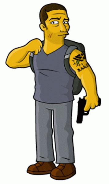 Джек Шепард в сериале выжившие