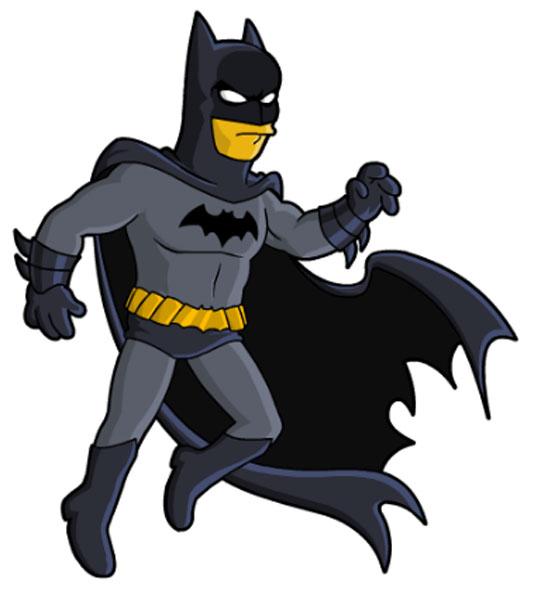 Бэтмен летучая мышь