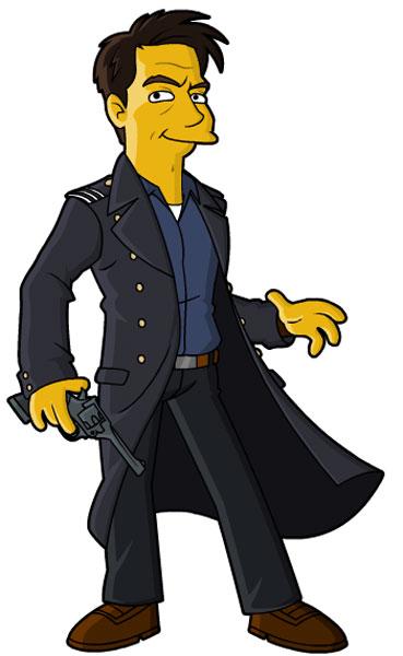 Капитан Джек герой Доктора Кто