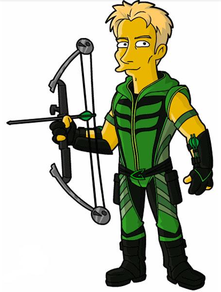 Персонаж комиксов Зеленая стрела