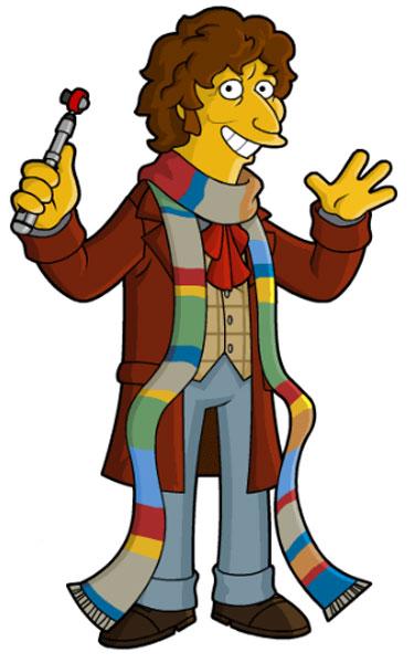 Четвертый Доктор Кто