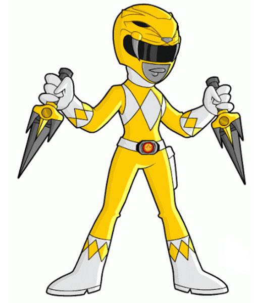 Желтый Рейнджер