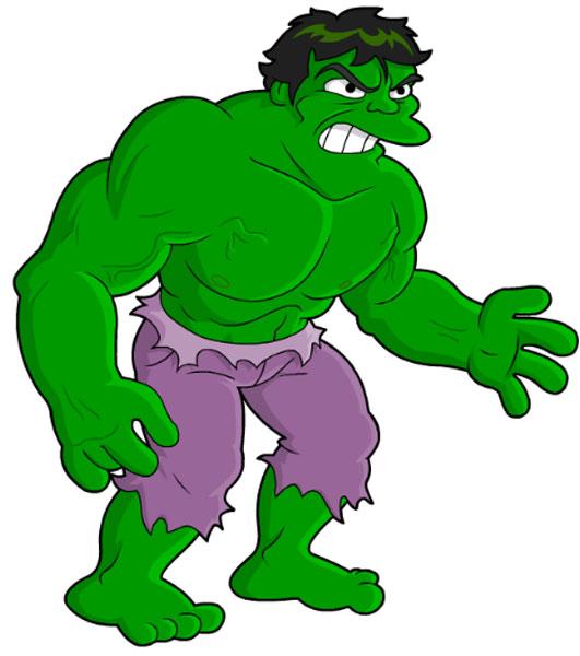 Зеленый Халк