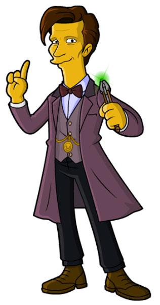 11 Доктор из Доктора Кто