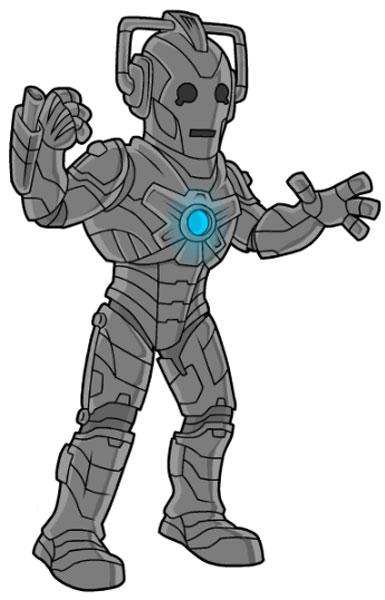 Кибермен из Доктора Кто