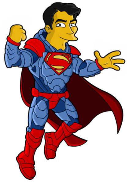 Бронированный Супермен