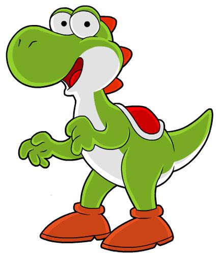 Динозавр Йоши