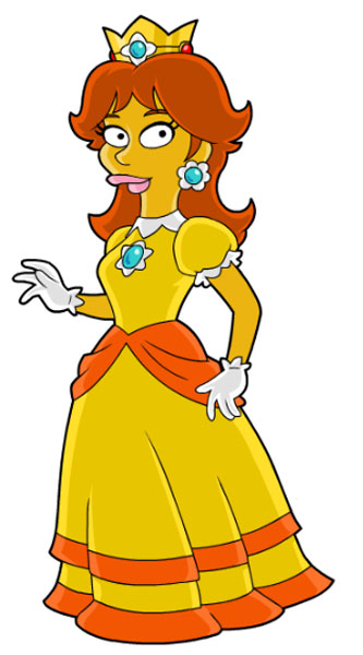Королева Дейзи