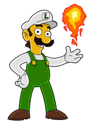 Огненный Луиджи